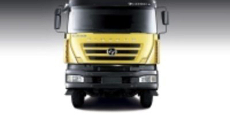 Iveco presenta en China el Kingkan
