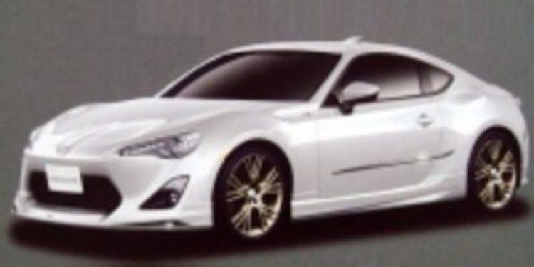 Filtrada una posible imagen del Toyota FT-86 definitivo