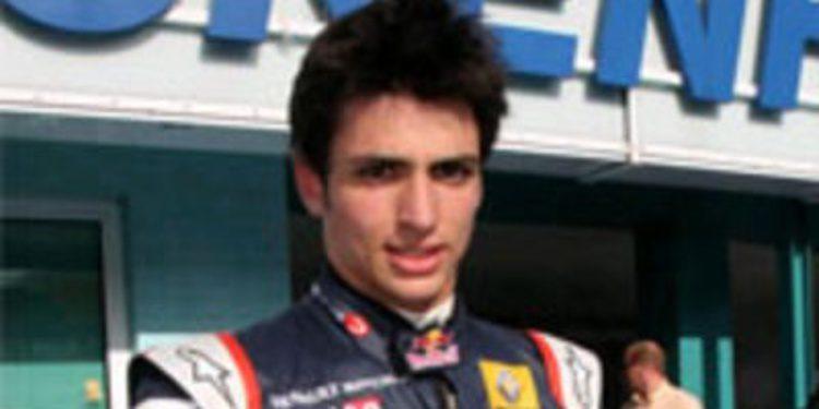 Carlos Sainz Jr. disputará la Fórmula 3 británica con Carlin