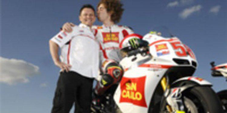 El equipo de Marco Simoncelli sí correrá finalmente en Cheste