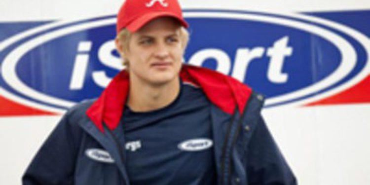 Marcus Ericsson confirma que seguirá en el equipo iSport la próxima temporada