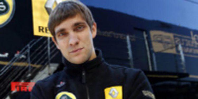 Vitaly Petrov será el primer ruso en competir en la Carrera de los Campeones