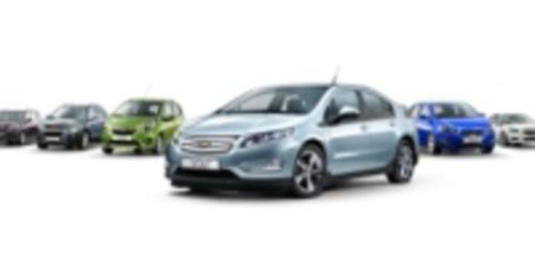 Chevrolet celebra 100 años con el lanzamiento en Europa del Volt