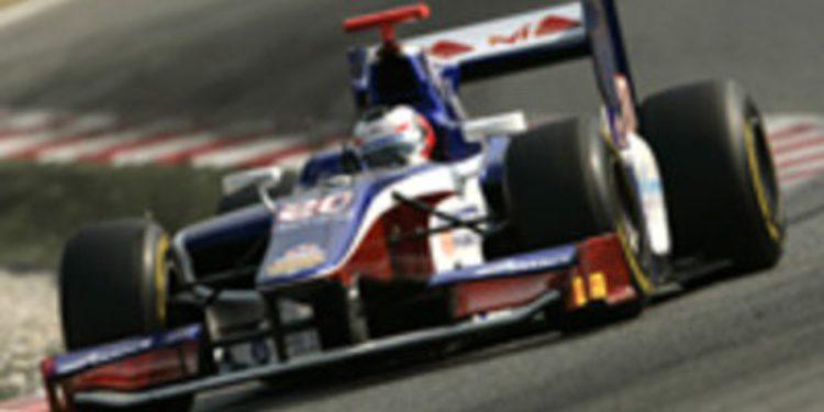 Los equipos DAMS y Trident también probarán a jóvenes pilotos en Yas Marina