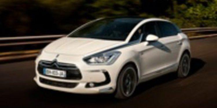 Citroën lanza el DS5, primer híbrido de gasóleo del mercado