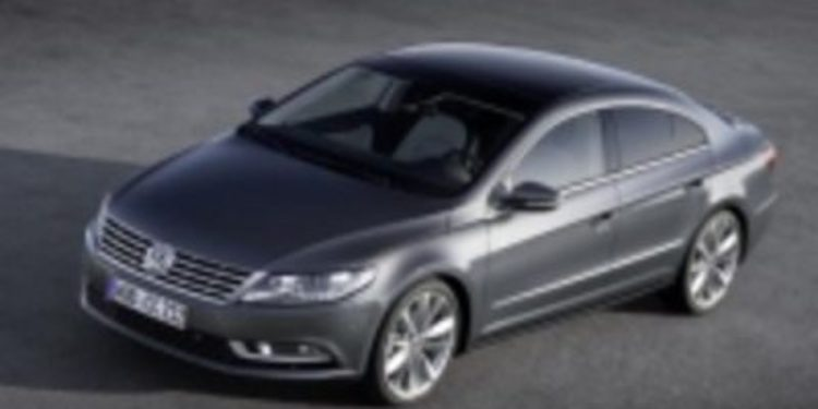 Volkswagen desvela el nuevo Passat CC 2012