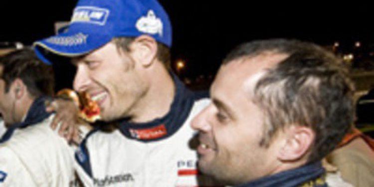 Le Mans: Alex Wurz con Toyota en 2012