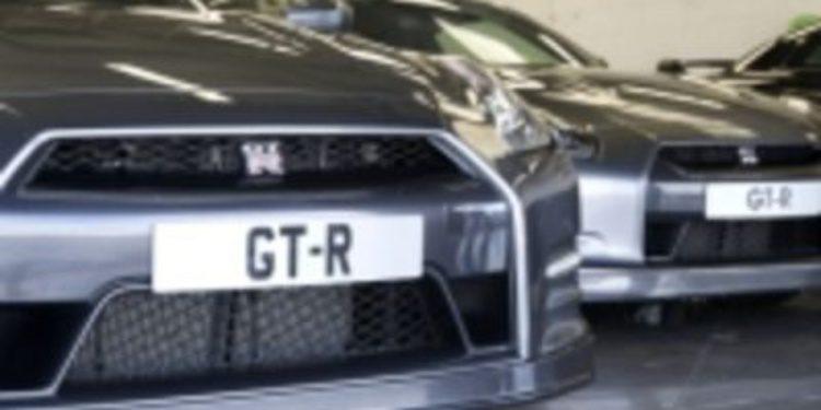 Nissan lanza el GT-R modelo 2012