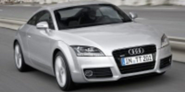 Incorporada nueva transmisión de doble embrague al Audi TT