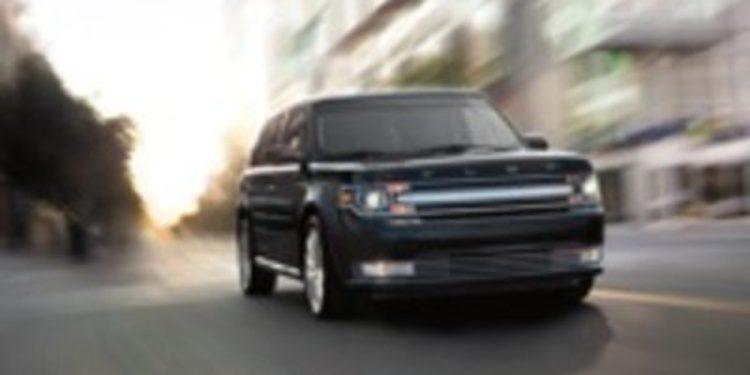 El Ford Flex sufre un restyling para 2013