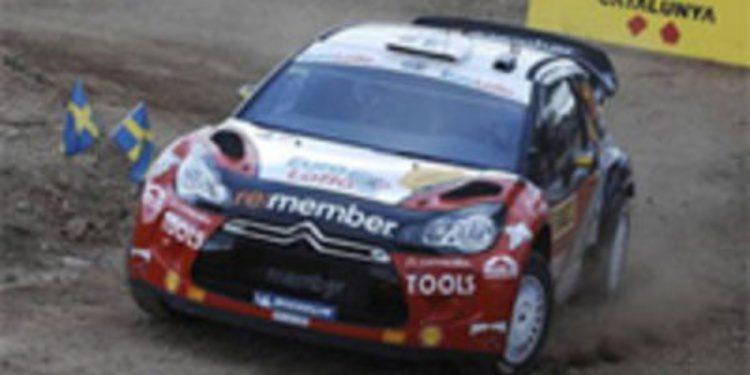 Petter Solberg espera ganar el Rally de Gran Bretaña