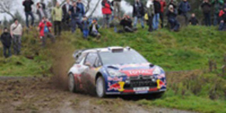 Loeb se muestra optimista sobre sus opciones de ganar el Campeonato