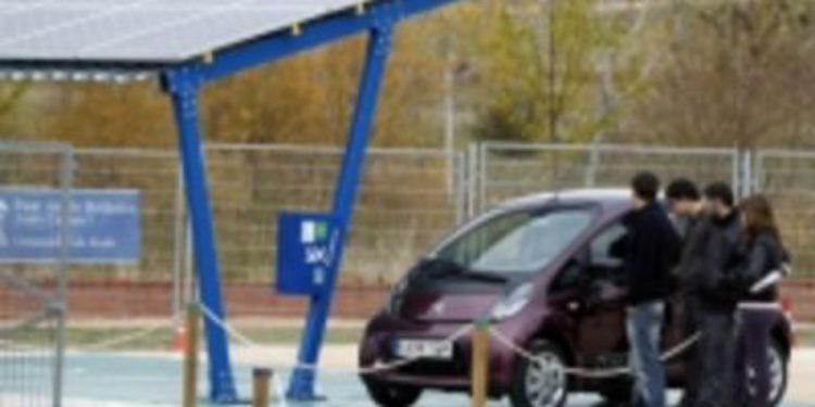 Citroën inaugura la primera fotolinera de España