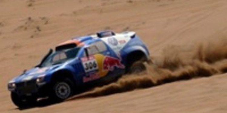 Nuevo record de participación en la edición 2012 del Dakar
