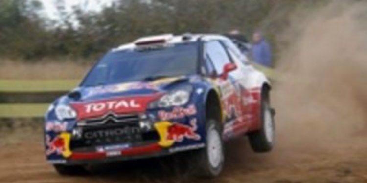 Previo del Rally de Gales 2011
