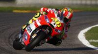 Valentino Rossi, prudente al hablar de la nueva Ducati