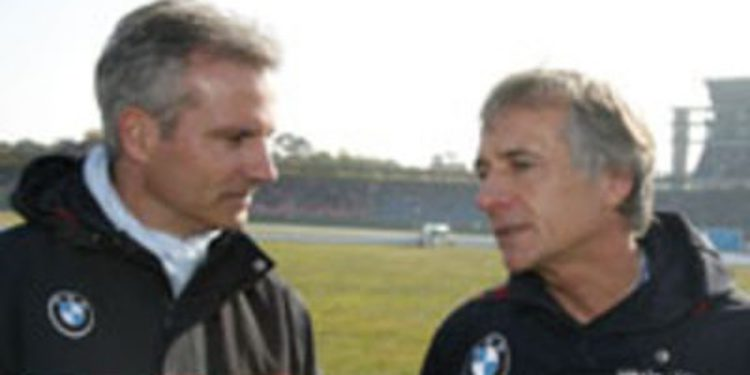 Bruno Spengler se enfrenta al primer test con el BMW M3 DTM