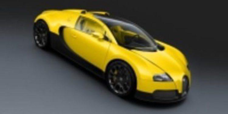 Bugatti lanza 3 nuevas versiones del Grand Sport