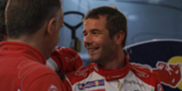 Sebastien Loeb, a un paso del octavo Campeonato del Mundo