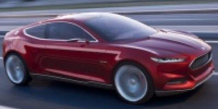 Ford presenta en Madrid el prototipo Evos Concept