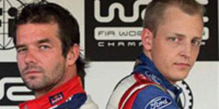 Sébastien Loeb se hace con su octavo título consecutivo en el Rally de Gales