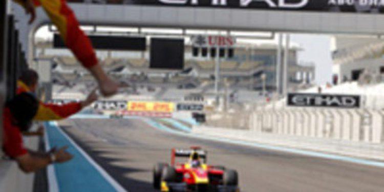 Fabio Leimer se impone en la primera carrera de Abu Dabi