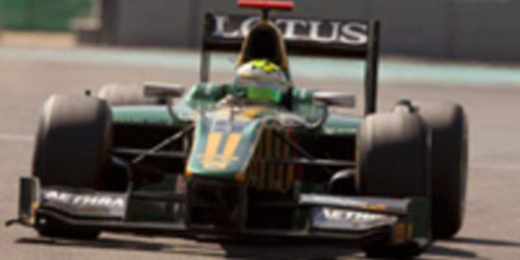 El debutante James Calado, vencedor en la segunda carrera de GP2