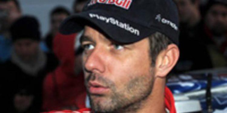 Sebastien Loeb se retira de Gales