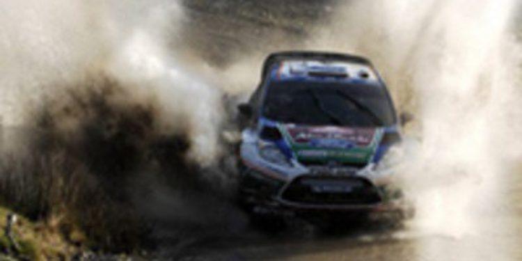Jari-Matti Latvala consigue la victoria en el Rally de Gran Bretaña