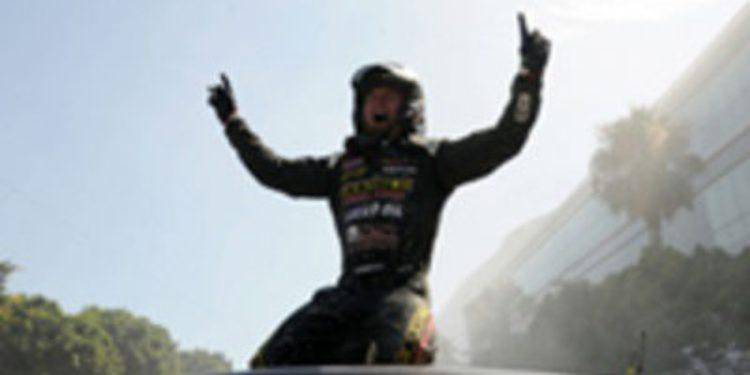 Pilotaje extremo en la Carrera de los Campeones