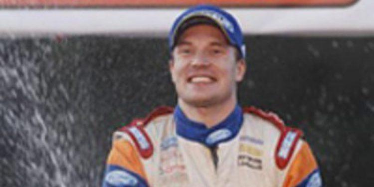 Ford confía en Latvala para pelear por el Campeonato en 2012