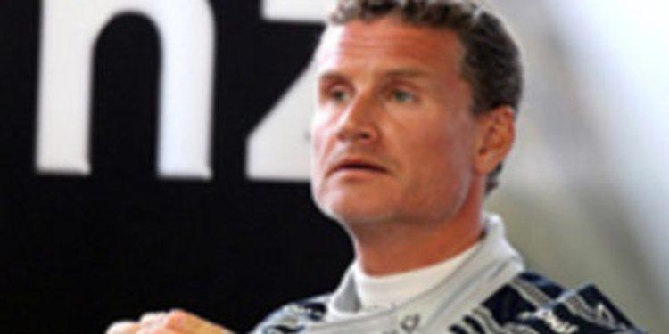 David Coulthard participará en la Carrera los Campeones