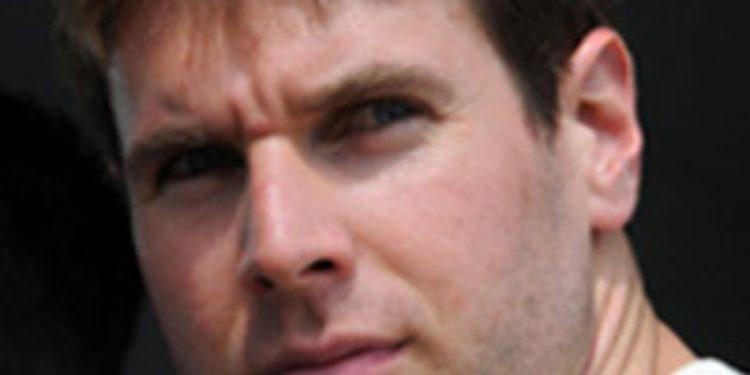 Will Power vuelve a la IndyCar, tras el accidente en Las Vegas