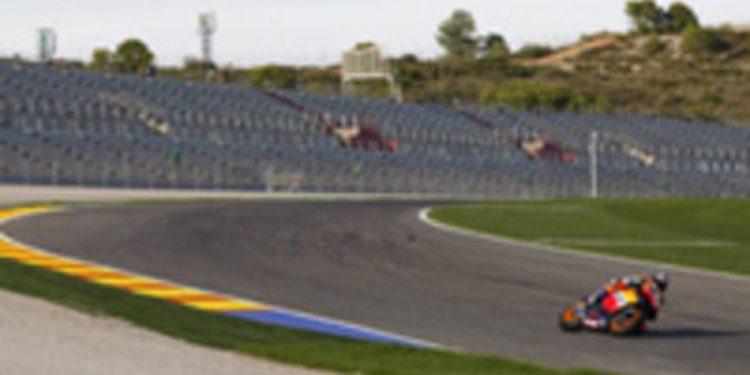 MotoGP cambia la normativa de tests para 2012