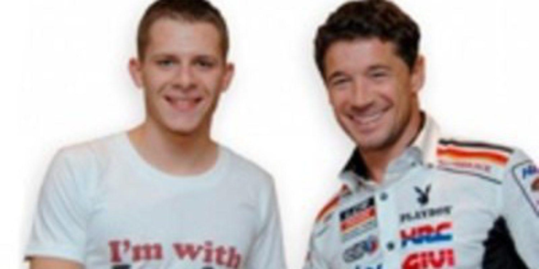 LCR Honda confirma el acuerdo con Stefan Bradl para los dos próximos años en MotoGP
