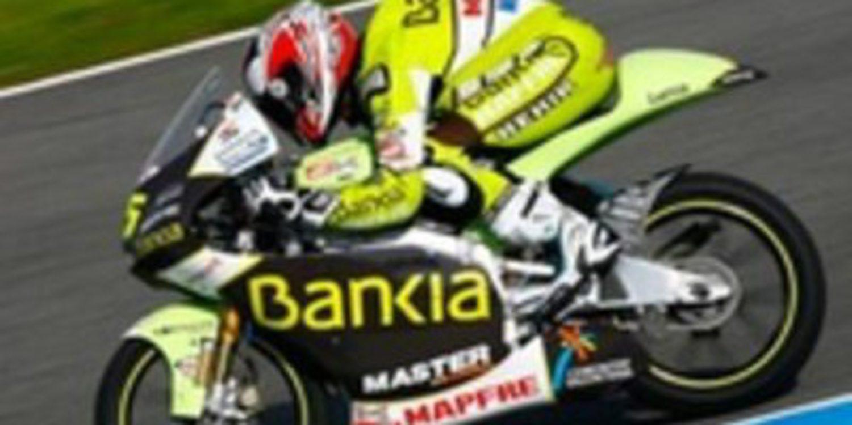 Stefan Bradl y Héctor Faubel los más rápidos en Jerez