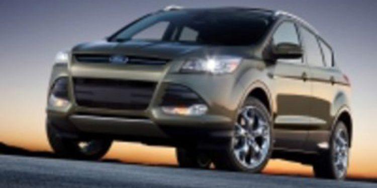 Presentado el nuevo Ford Kuga