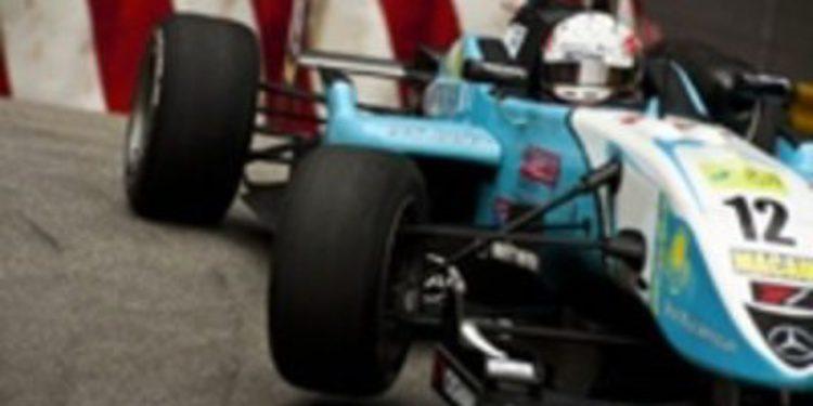 Dani Juncadella gana el GP de Macao de Fórmula 3