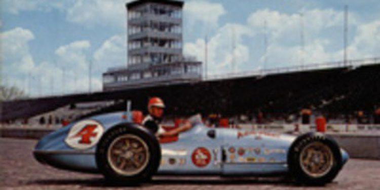 Muere Jim Rathmann, ganador de las 500 Millas de Indianápolis en 1960