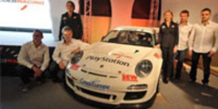 Sébastien Loeb presenta el programa de su equipo Loeb Racing