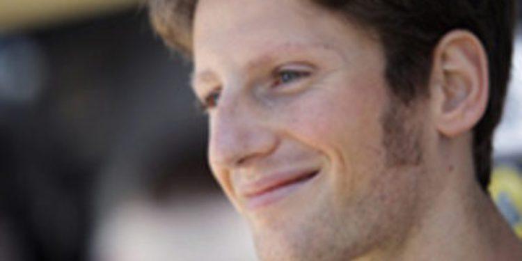 Romain Grosjean probará en el DTM con BMW