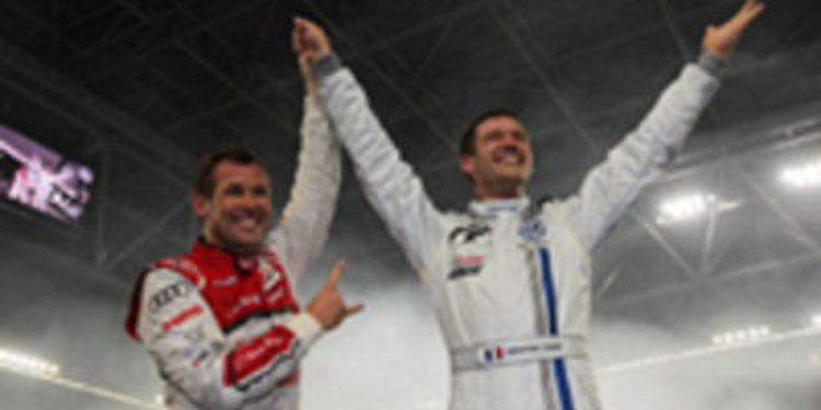 Sebastien Ogier vence en la Carrera de los Campeones