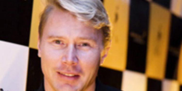 Mika Hakkinen probará el nuevo Mercedes del DTM