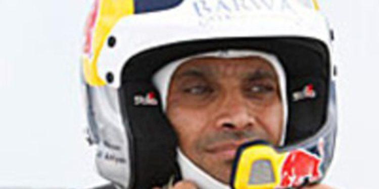 Nasser Al-Attiyah cambia de equipo para el próximo Dakar