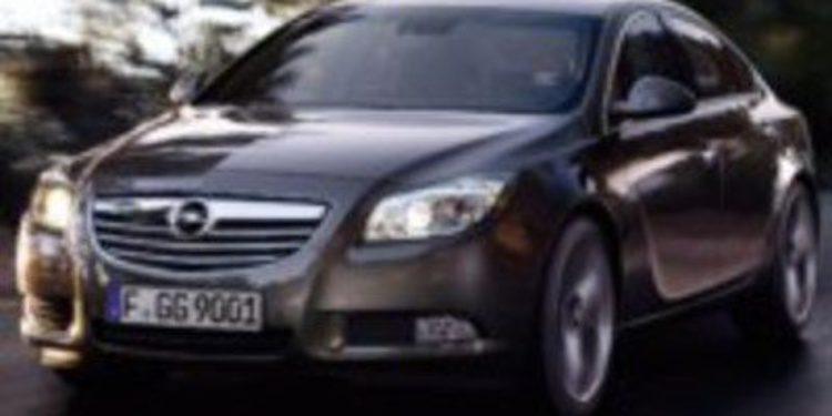 Opel presenta una variante diesel del Insignia con cerca de 200 CV