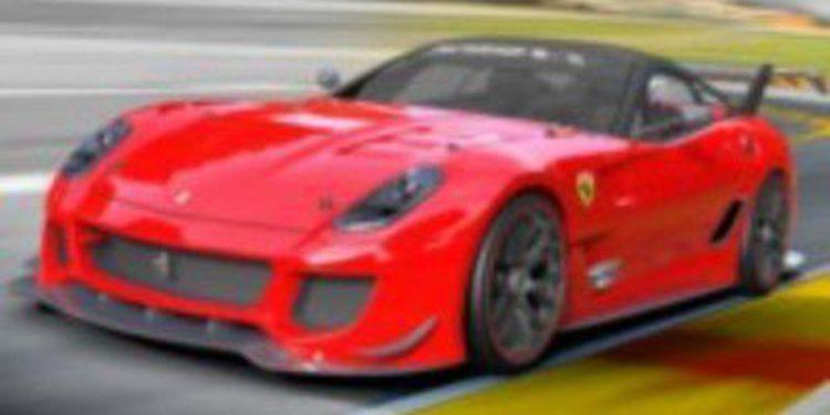 Ferrari presenta para su 599XX de circuitos un kit de mejoras
