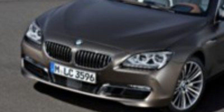 BMW amplía su gama con la incorporación del Gran Coupé a la Serie 6