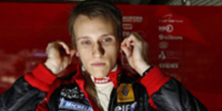 Daniel McKenzie participará en los tests de Barcelona