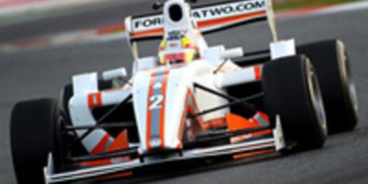Miki Monras, el más rápido en el primer día de test