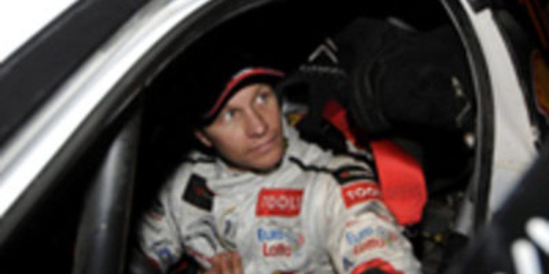 WRC: Ford confirma el fichaje de Petter Solberg para 2012